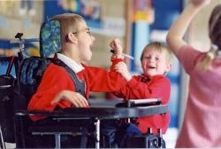 Организация образовательной среды для детей с ОВЗ