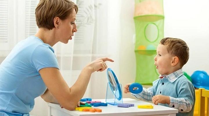 Логопедическая помощь детям с ОВЗ в условиях реализации ФГОС