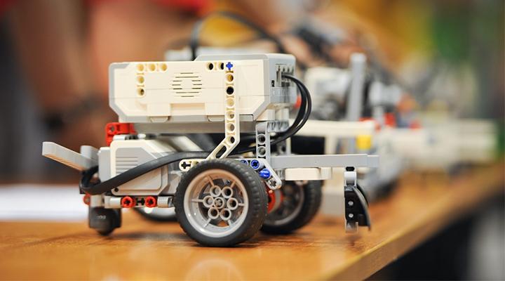Организация проектной деятельности обучающихся на основе робототехнических модулей ТЕХНОЛАБ