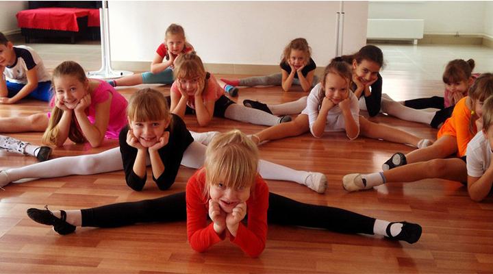 «Танцевальная студия «ФРЭШ» модуль программы «Мир сотворчества»