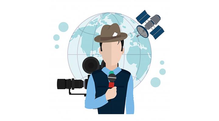 Детская школа телевидения (модуль «Журналист»)