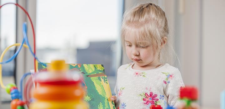Развитие слухового восприятия и речи (для детей с нарушениями слуха)