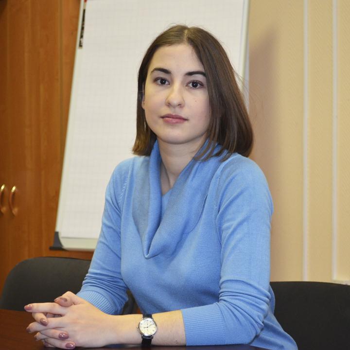 Бурмакина Ирина Анатольевна