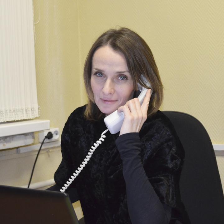 Фартушняк Светлана Валерьевна