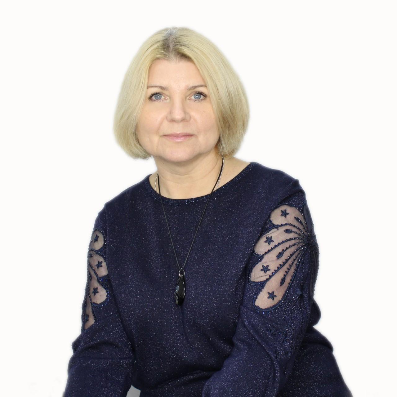 Гайченко (Теряева) Светлана Владимировна