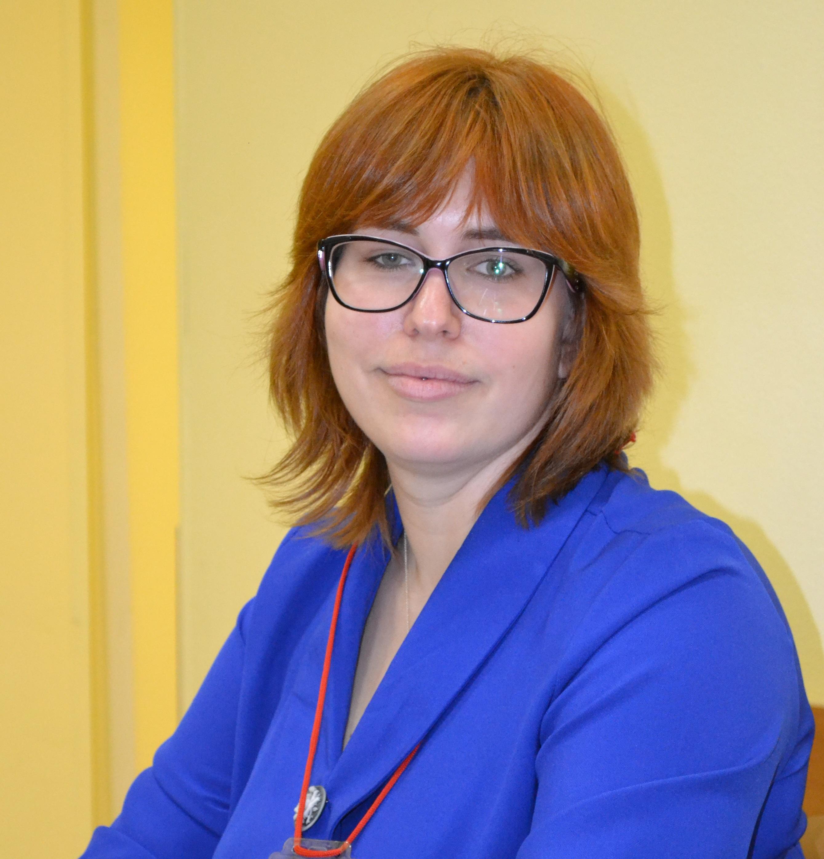 Гончарова Ирина Леонидовна