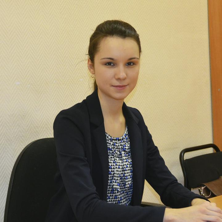 Гусева Ксения Борисовна