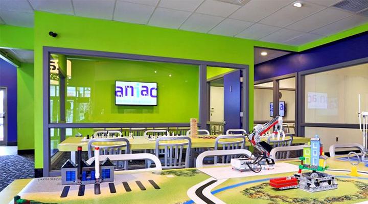 Интерактивные технологии в дошкольном и начальном общем образовании. Учебно-инженерный комплекс «Gigo-Education»