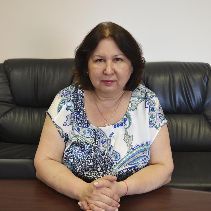 Кафиятова Рузалия Исхаковна