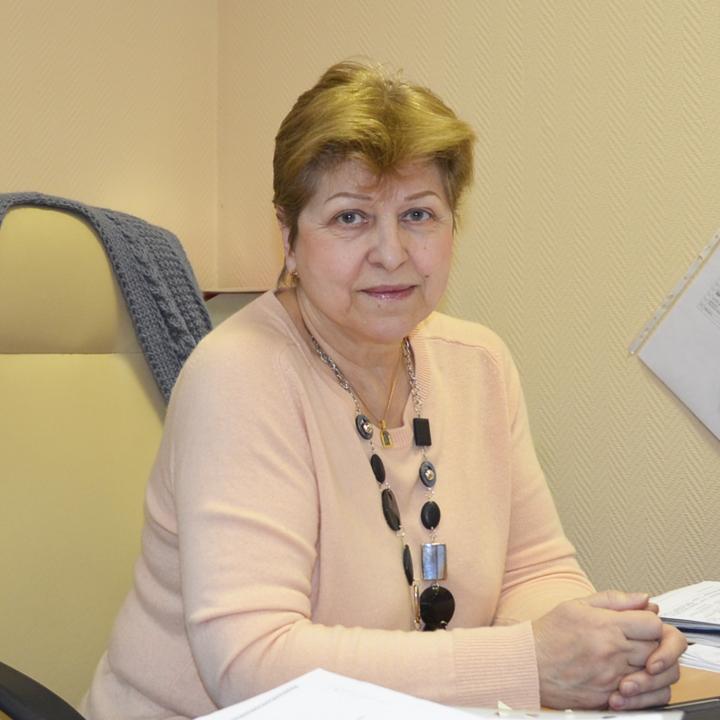 Кузнецова Валентина Васильевна