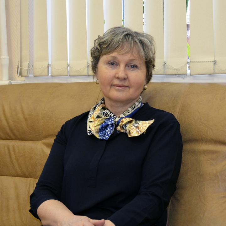 Логинова Лариса Геннадиевна