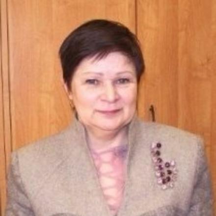 Солнцева Тамара Федоровна