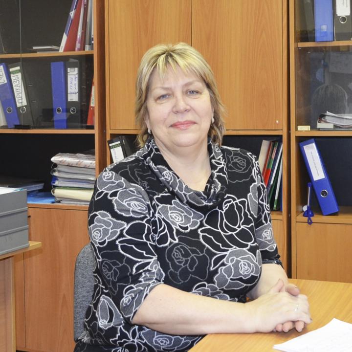 Жидова Надежда Ивановна
