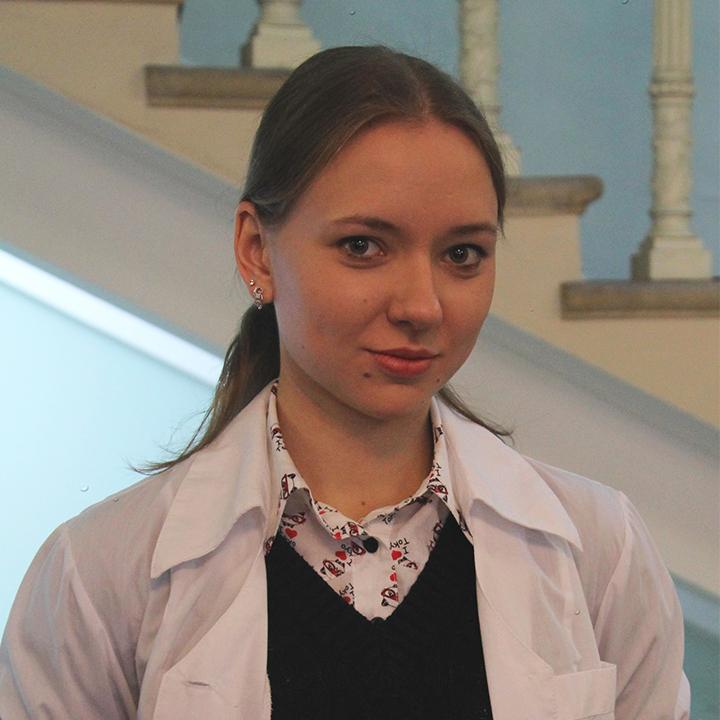 Кротова Александра Алексеевна