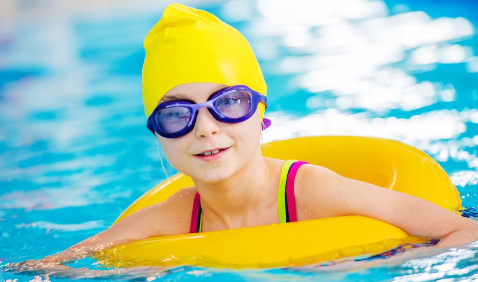Обучение плаванию дошкольников