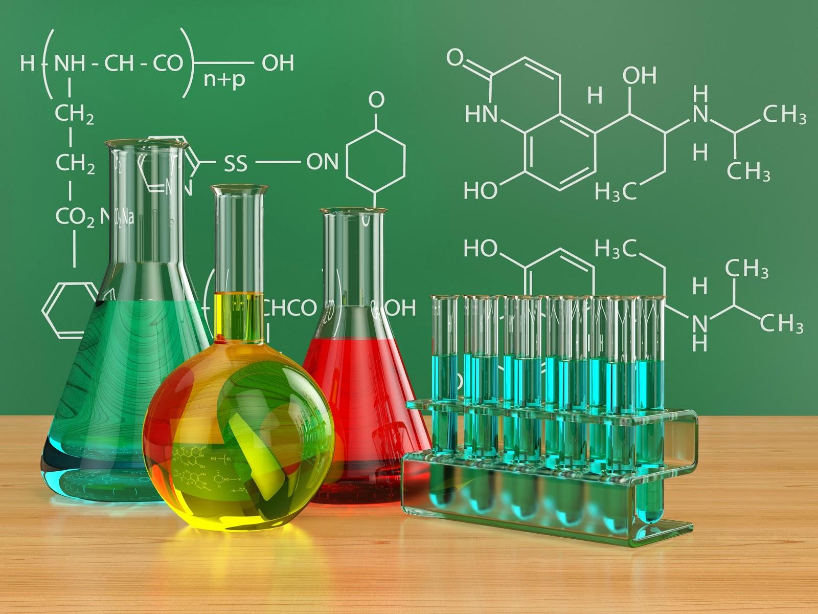Методы исследования в химии