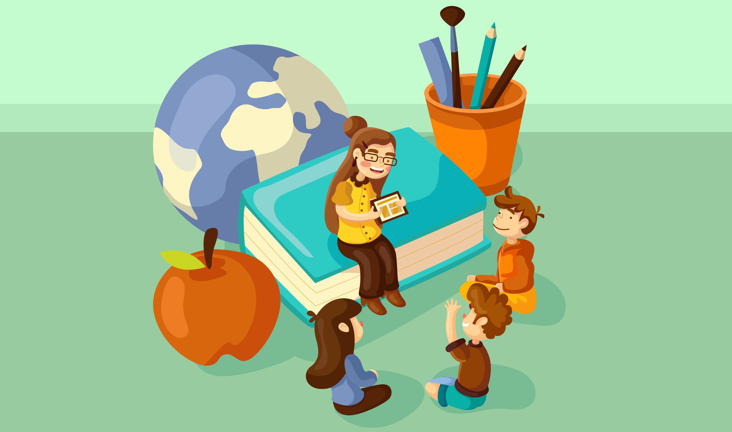 Игровое моделирование  (развитие письменной речи при обучении работе с интерактивной доской)