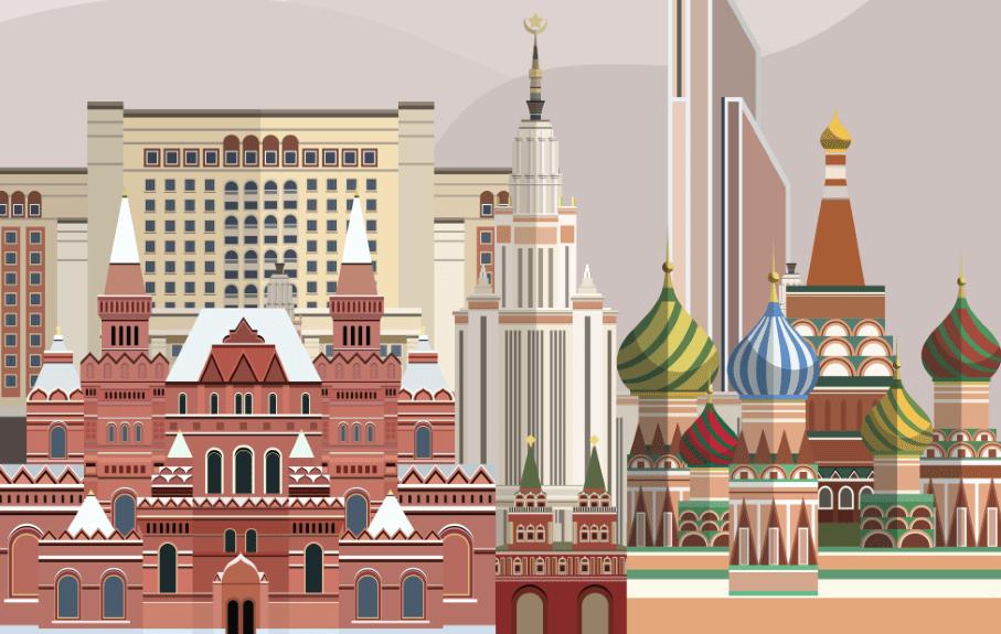 Мой город Москва (для детей с нарушением слуха)