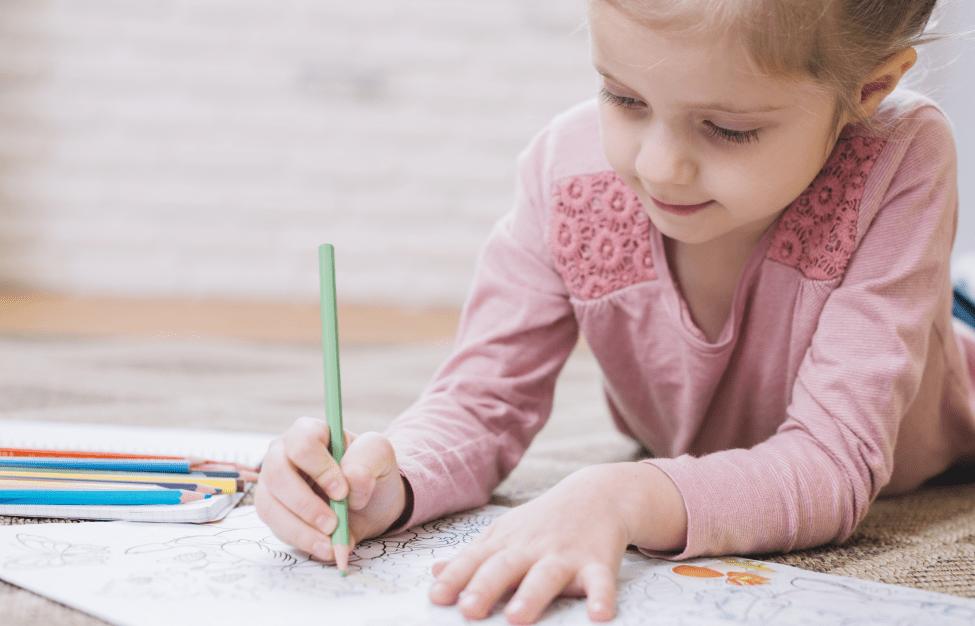 Ловкие пальчики (для детей с нарушениями слуха)