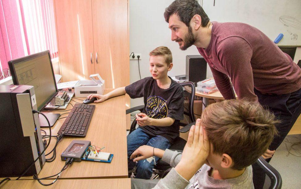 27.02.2019 — семинар «Цифровая среда: «Учителя — мейкеры в школе»
