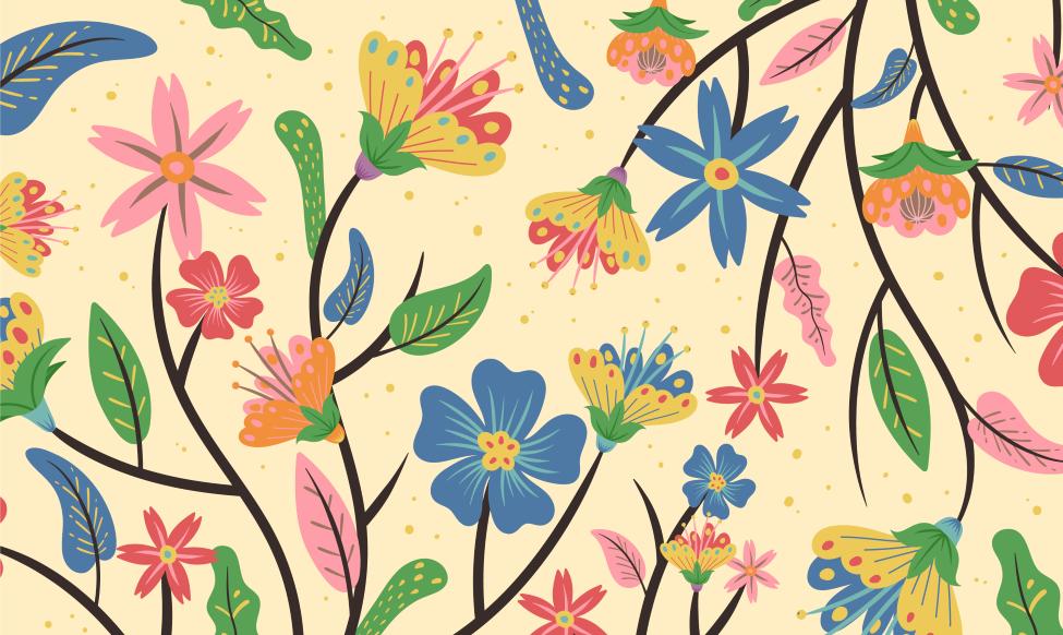 Художественные техники росписи по ткани