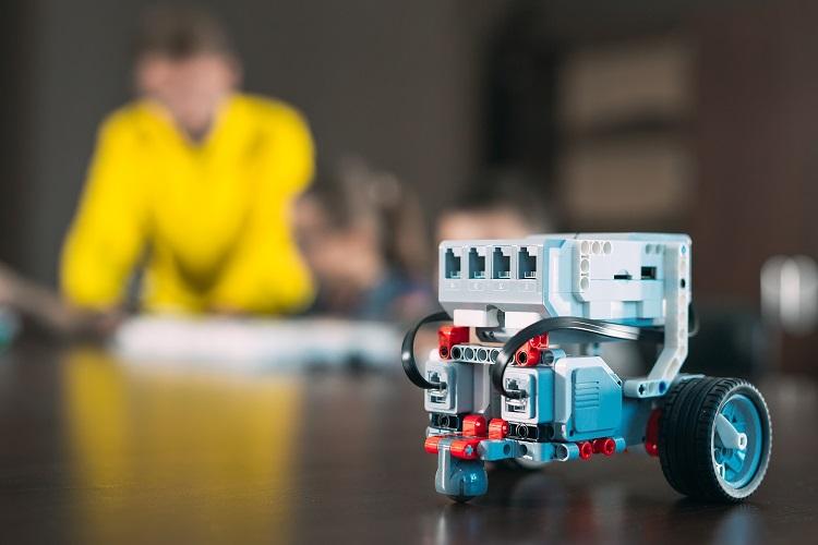 Робототехника и LEGO – конструирование
