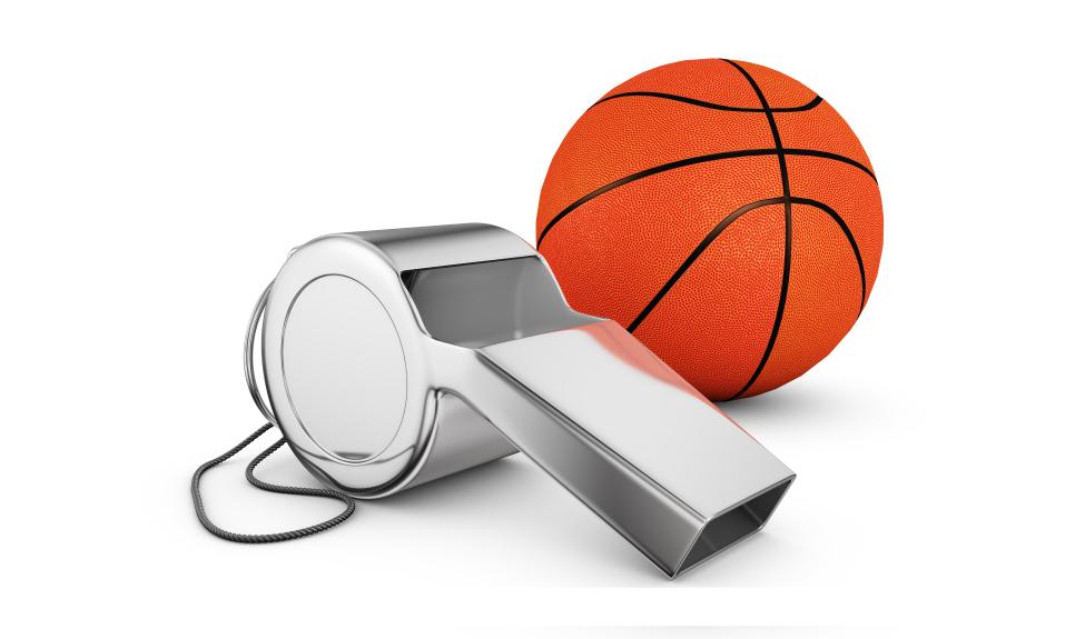 Основы спортивного судейства в баскетболе