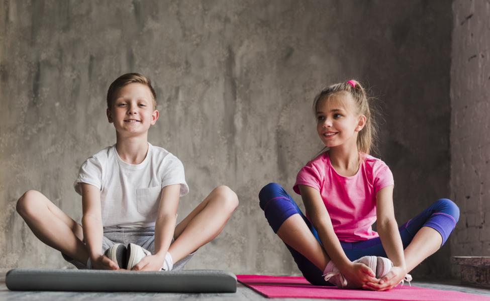 Фитнес-технологии для школьников