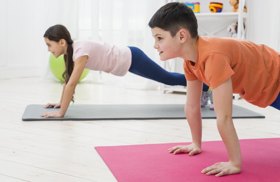 Фитнес-технологии на занятиях по предмету «физическая культура» в общеобразовательной организации