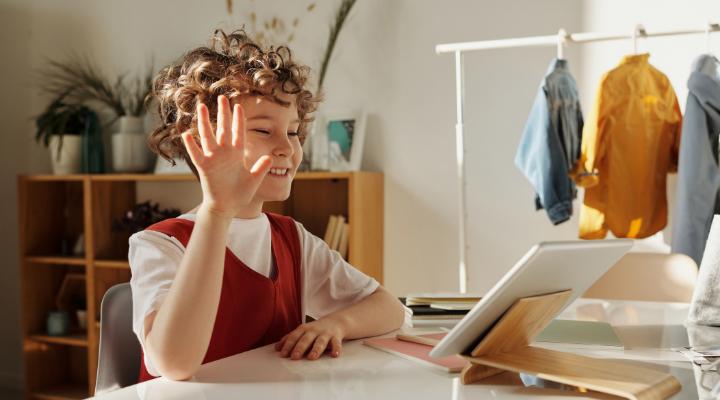 Электронное и дистанционное обучение младших школьников посредством реализации педагогического потенциала мультипликации