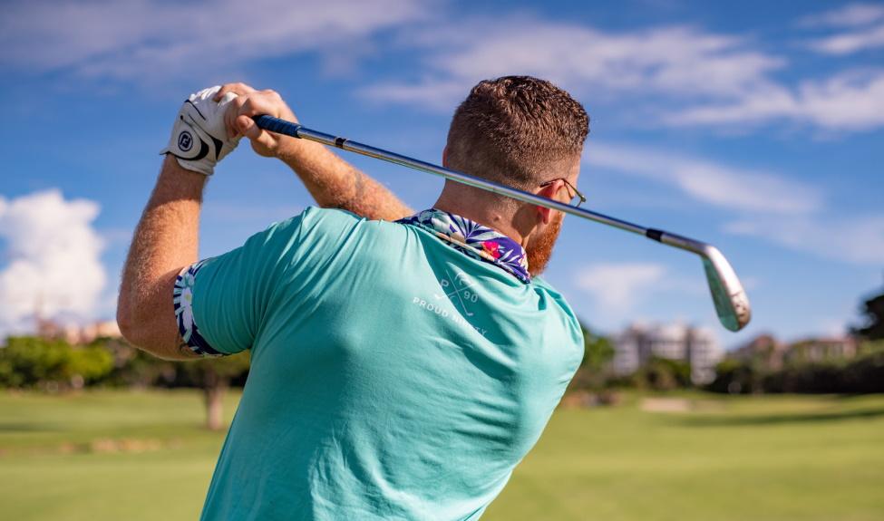 Методика обучения игре в гольф