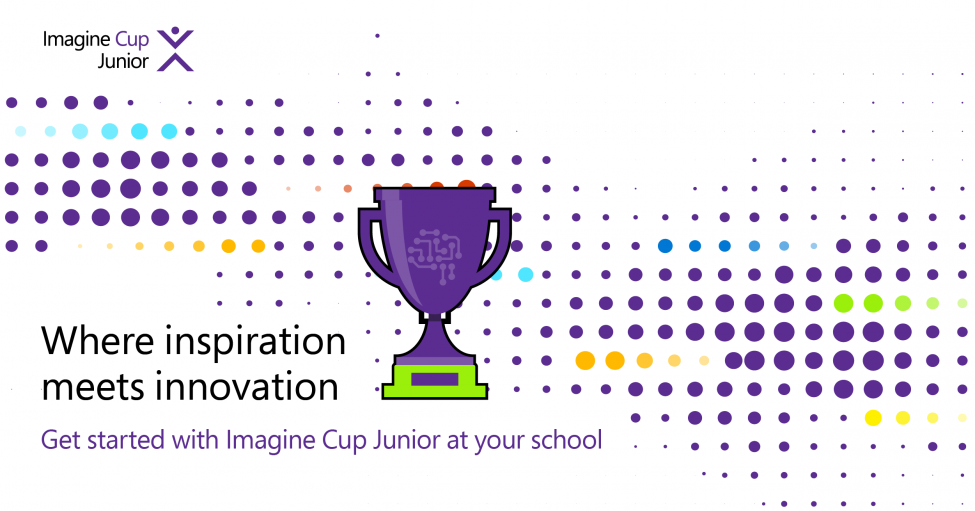 MICROSOFT IMAGINE CUP JUNIOR 2021!