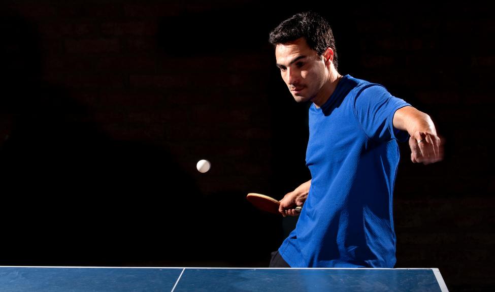 Настольный теннис (для взрослых)